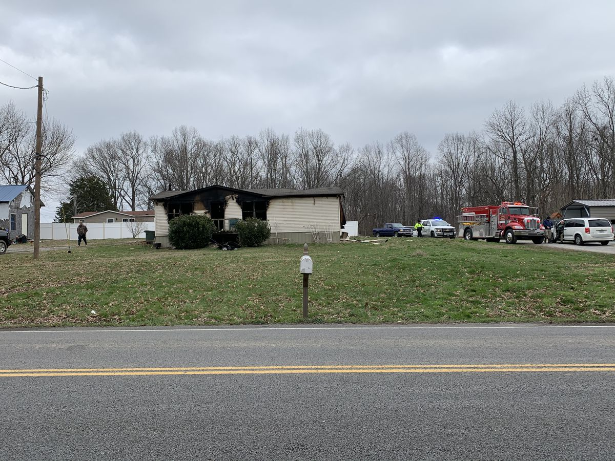 Woman killed in Lincoln County, TN house fire