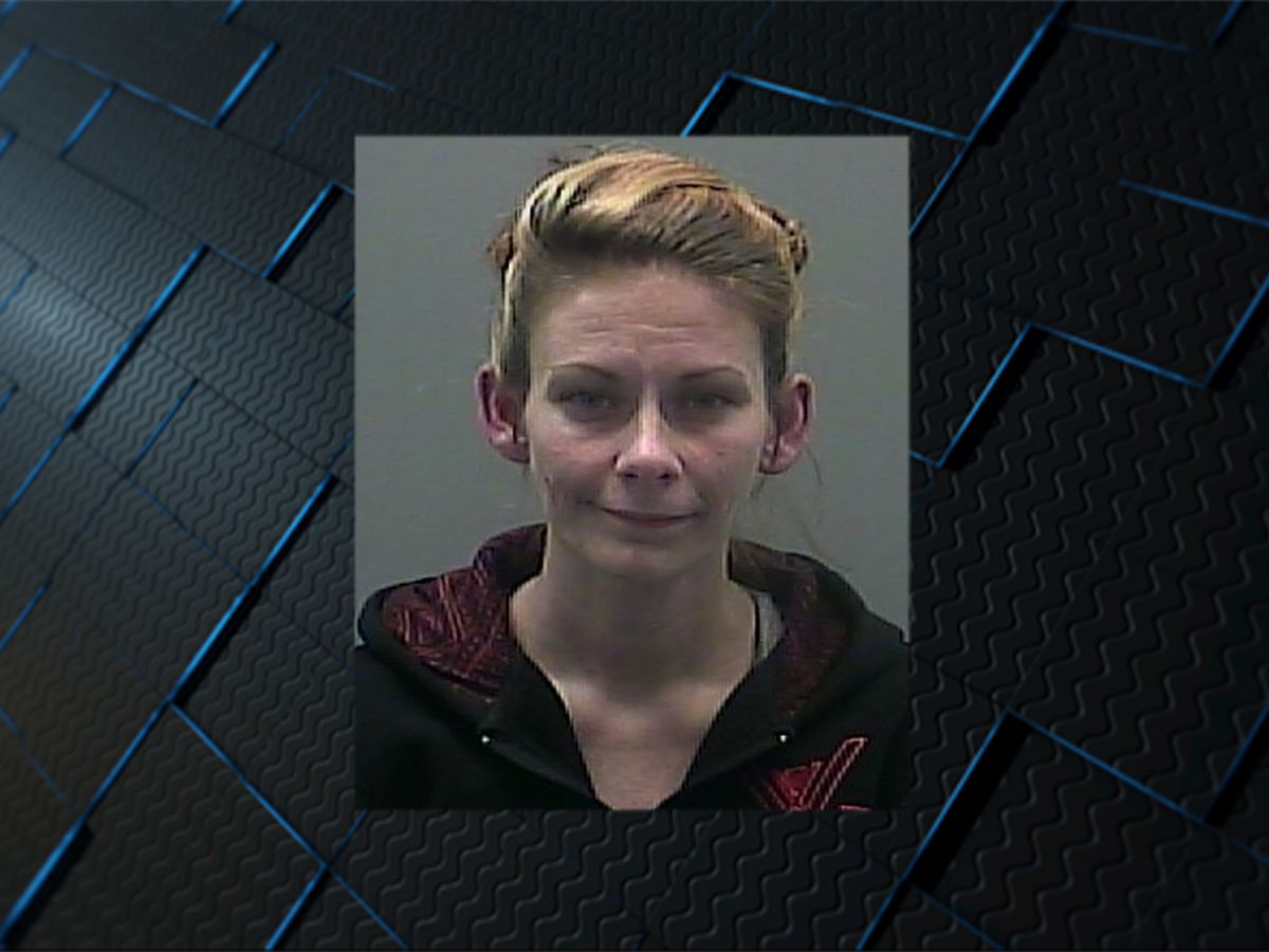 Athens woman facing contraband charges after jail staff finds meth inside her body