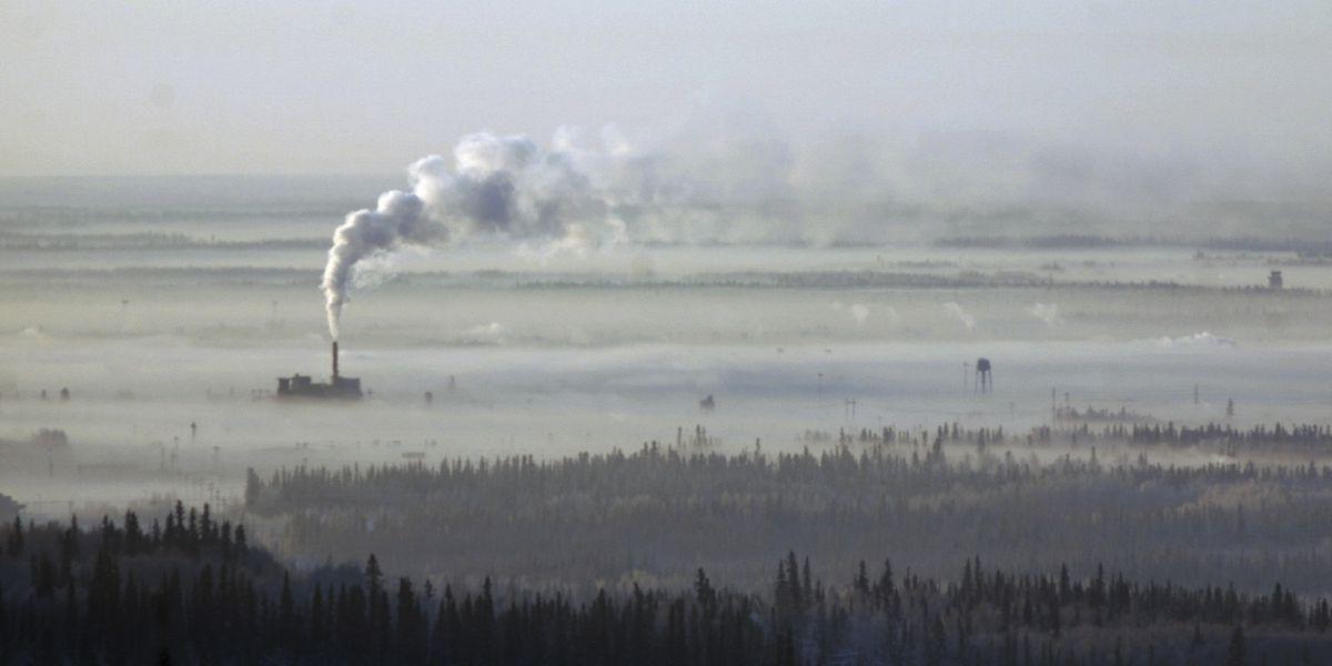 Alaska groups sue EPA to enforce clean air laws in Fairbanks