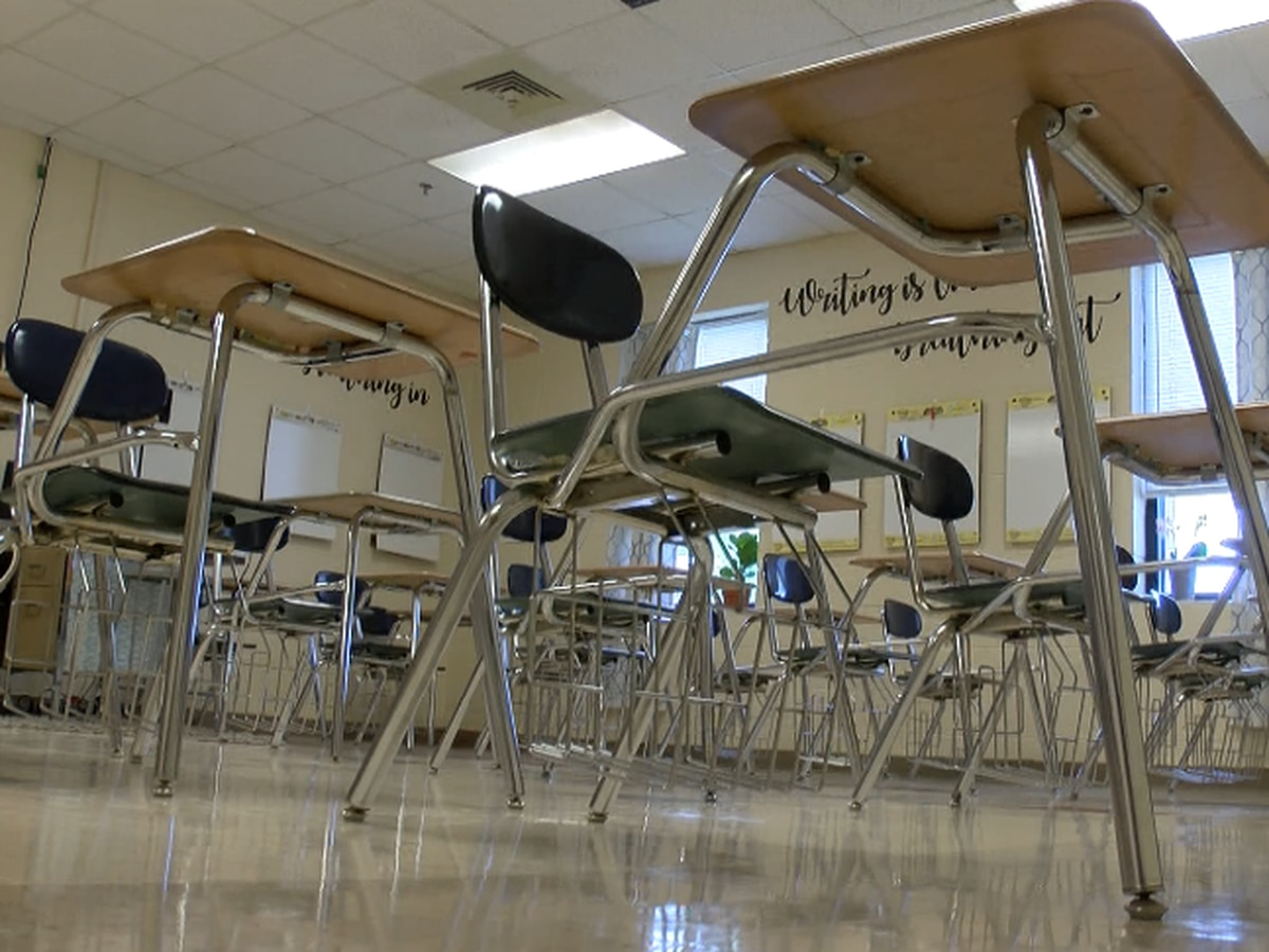 Madison County Public Schools could return to in-person learning before the end of the first nine-weeks