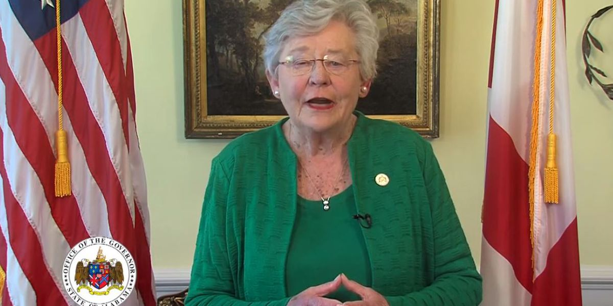 Gov. Kay Ivey: This is Our Time, Alabama