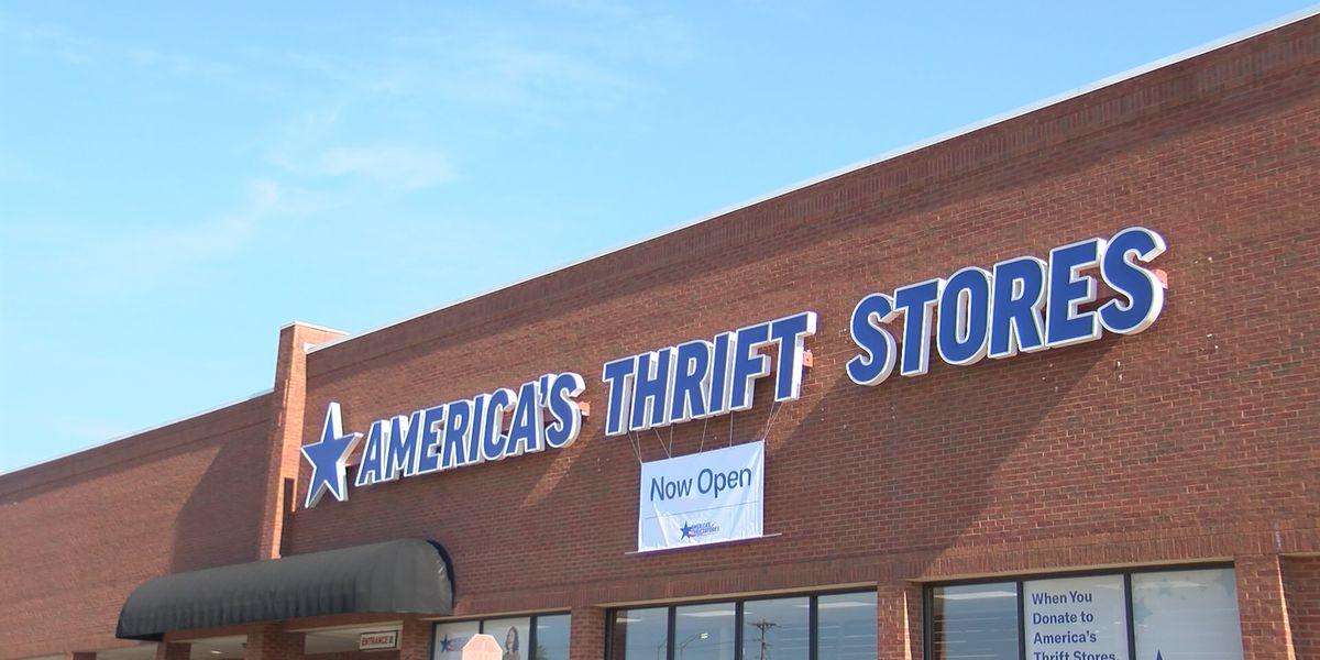 America's Thrift Stores hiring in Huntsville