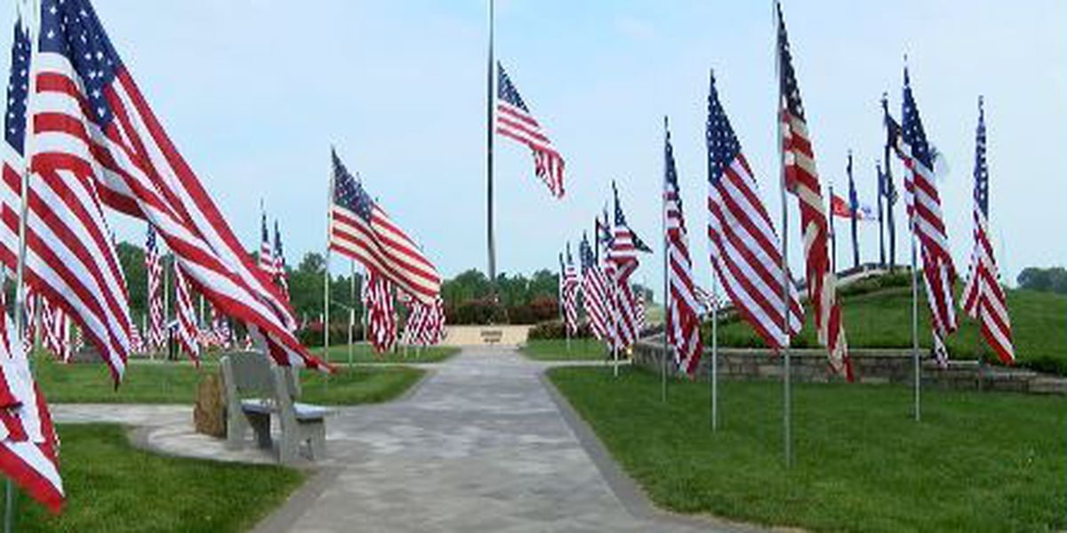 City of Huntsville to host virtual Memorial Day program