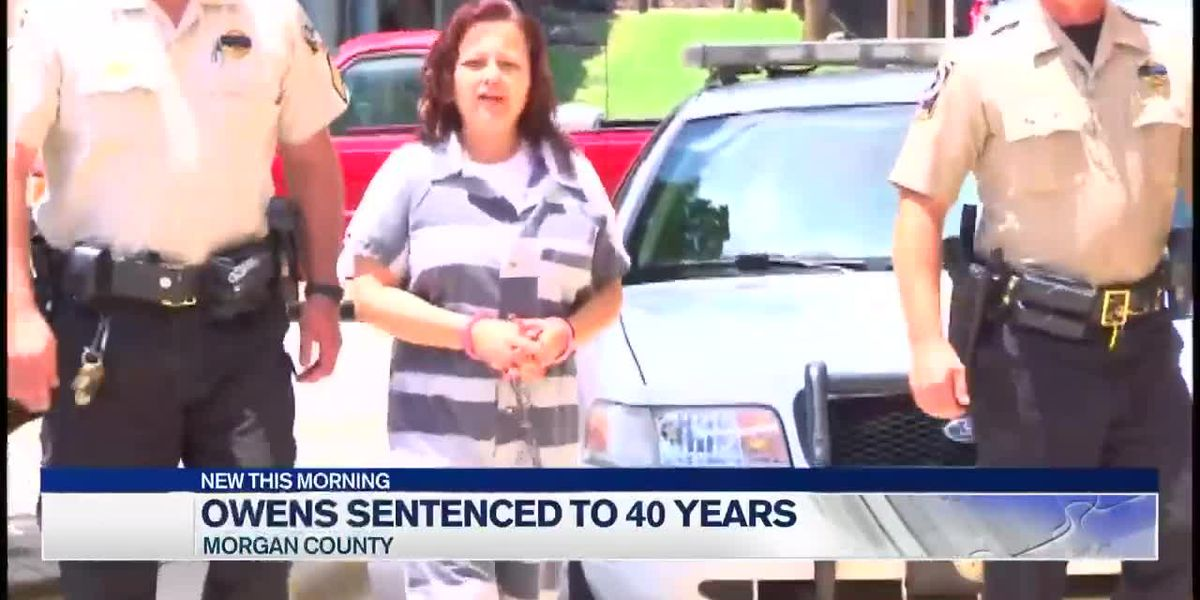 Decatur woman sentenced to 40 years for husband's deadly shooting