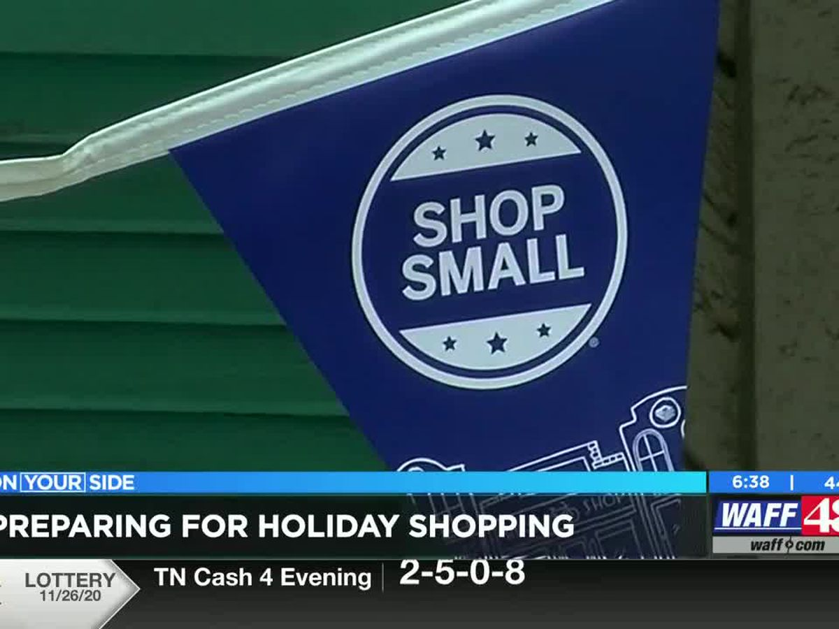 Holiday shopping impact on small businesses and communities