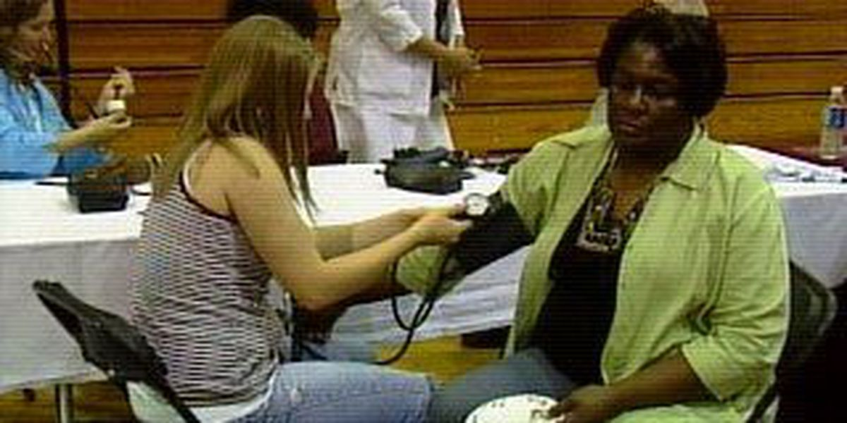Local Health Fair detects medical issues