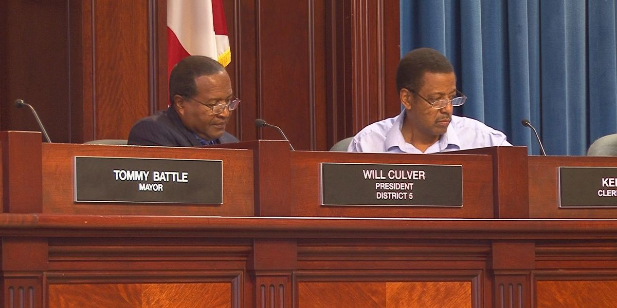 Huntsville city council president calls ethics inquiry 'offensive'
