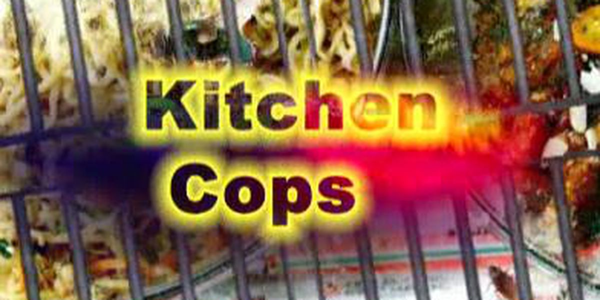 Kitchen Cops: Back-to-back low performer among poor inspection scorers