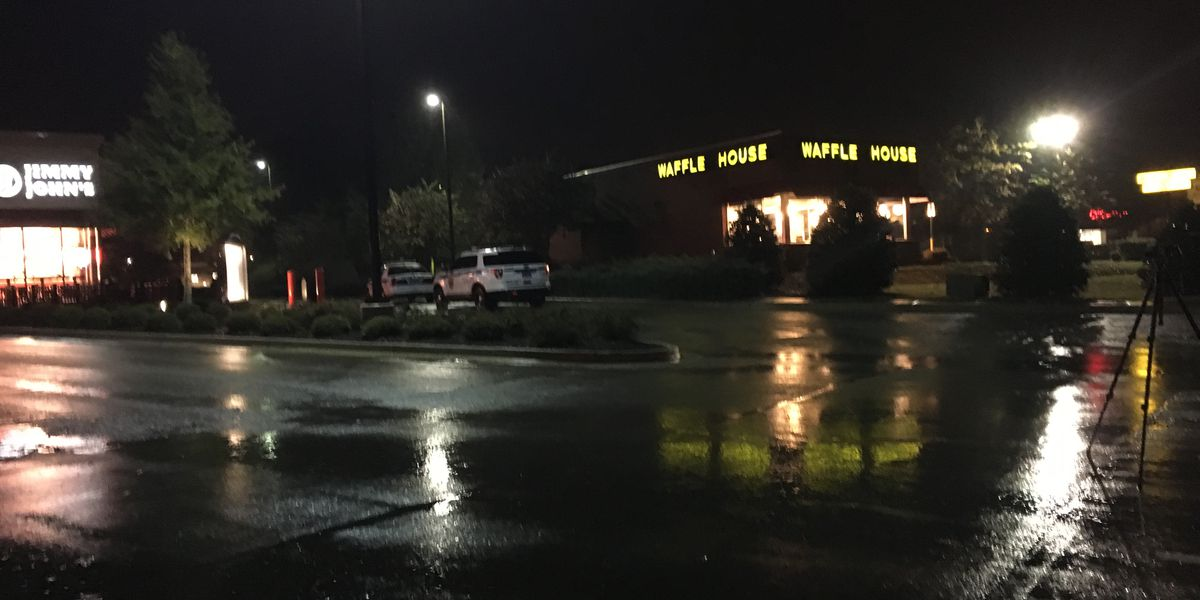 Police investigating Waffle House robbery in Jones Valley