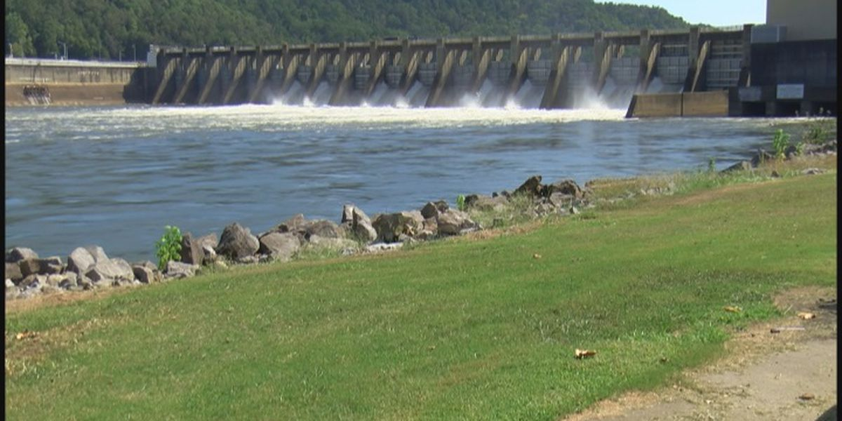 TVA working to maintain lake levels after Hurricane Florence makes landfall