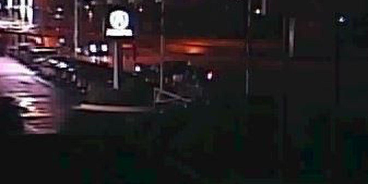 Crime Stoppers: Driver hits cars at Huntsville dealership