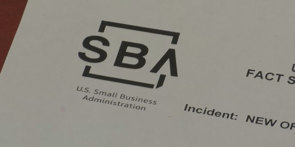 Alabama small businesses urged to apply for financial relief