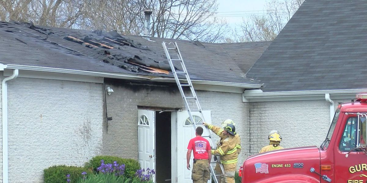 Gurley church fire ruled accidental