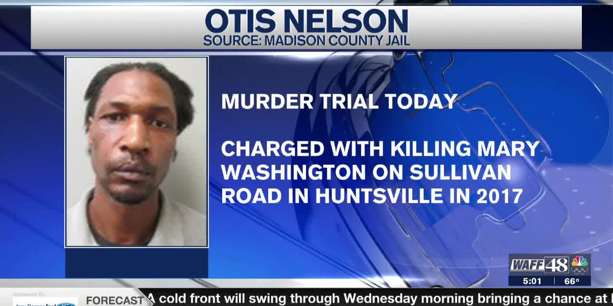 Jury trial selected for Madison County murder trial
