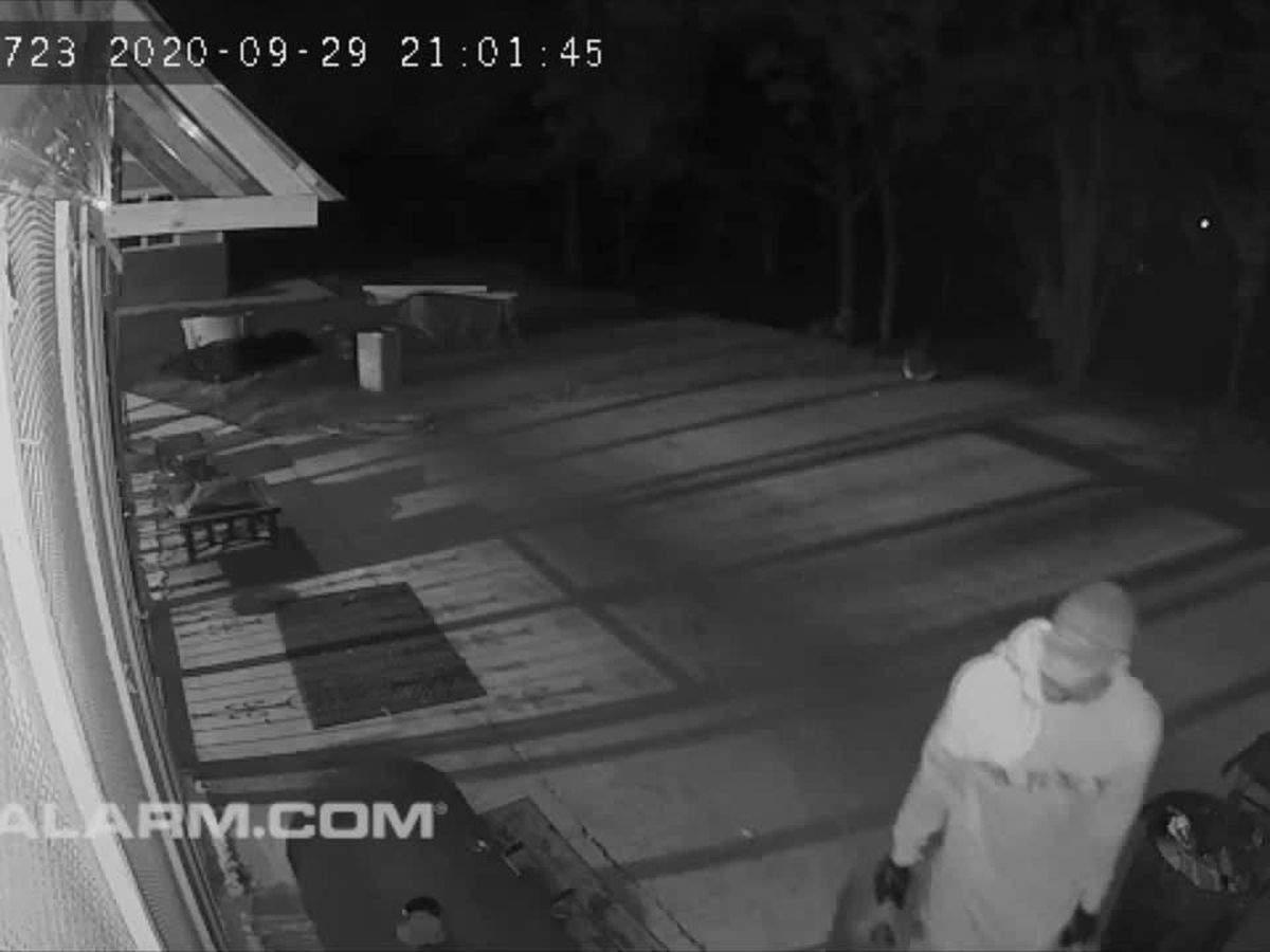UPDATE: Decatur investigators looking for suspect in arson case