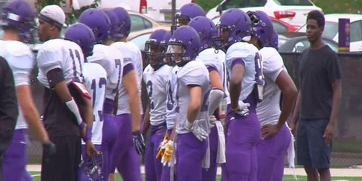 UNA's Bobby Wallace pleased with Sunday scrimmage