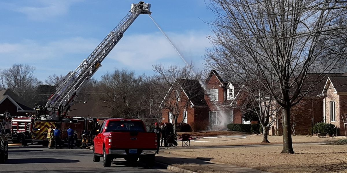 Home ruled as total loss after fire in Madison County