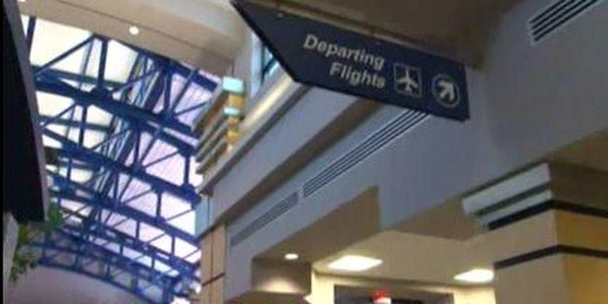 Woman saved from human trafficking inside Huntsville International Airport