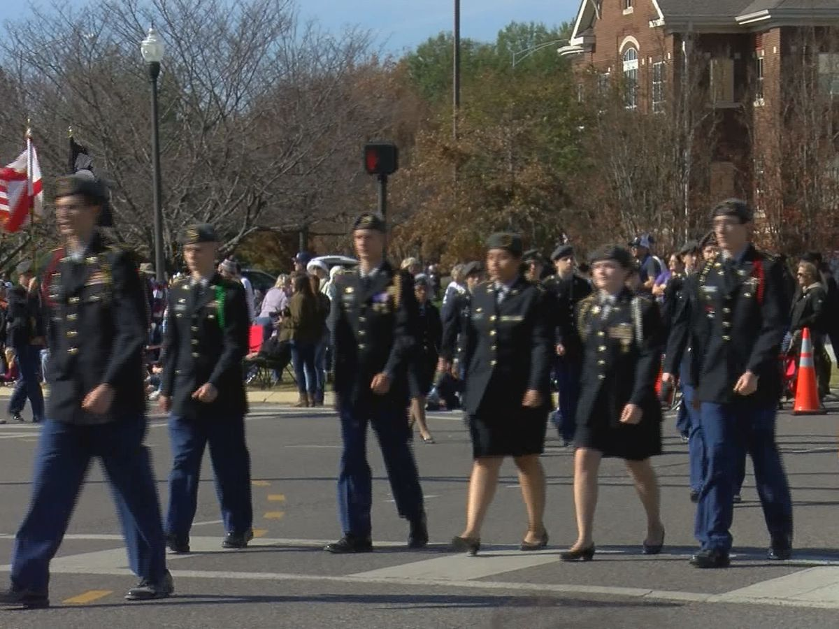 Details for 2019 Veterans Day Parade