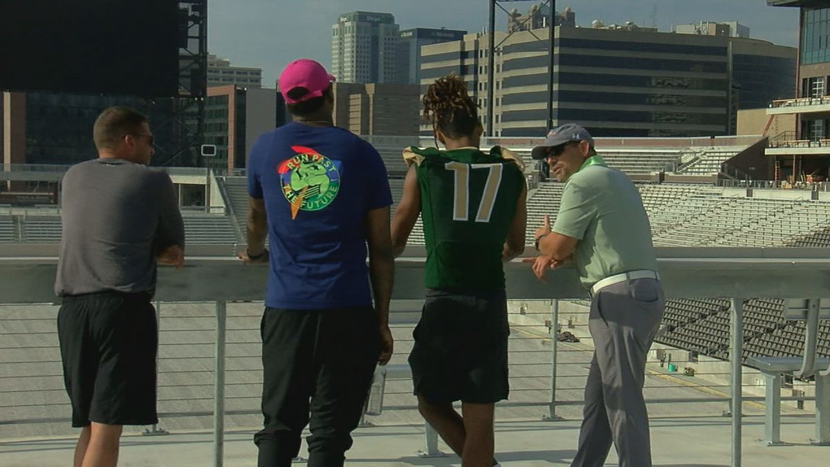 UAB football welcomes recruits back to campus