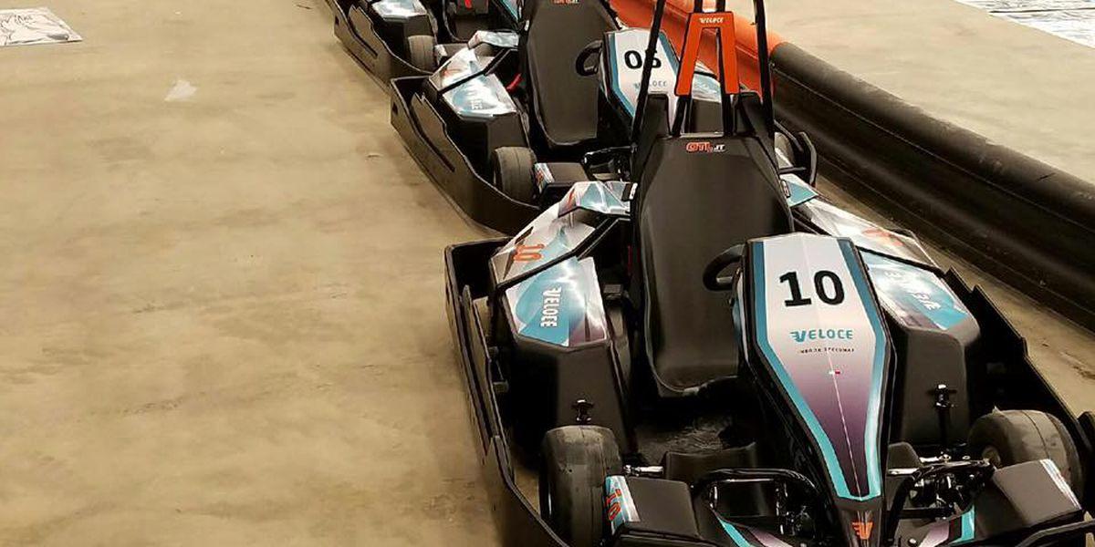 Huntsville kart racing business closes permanently