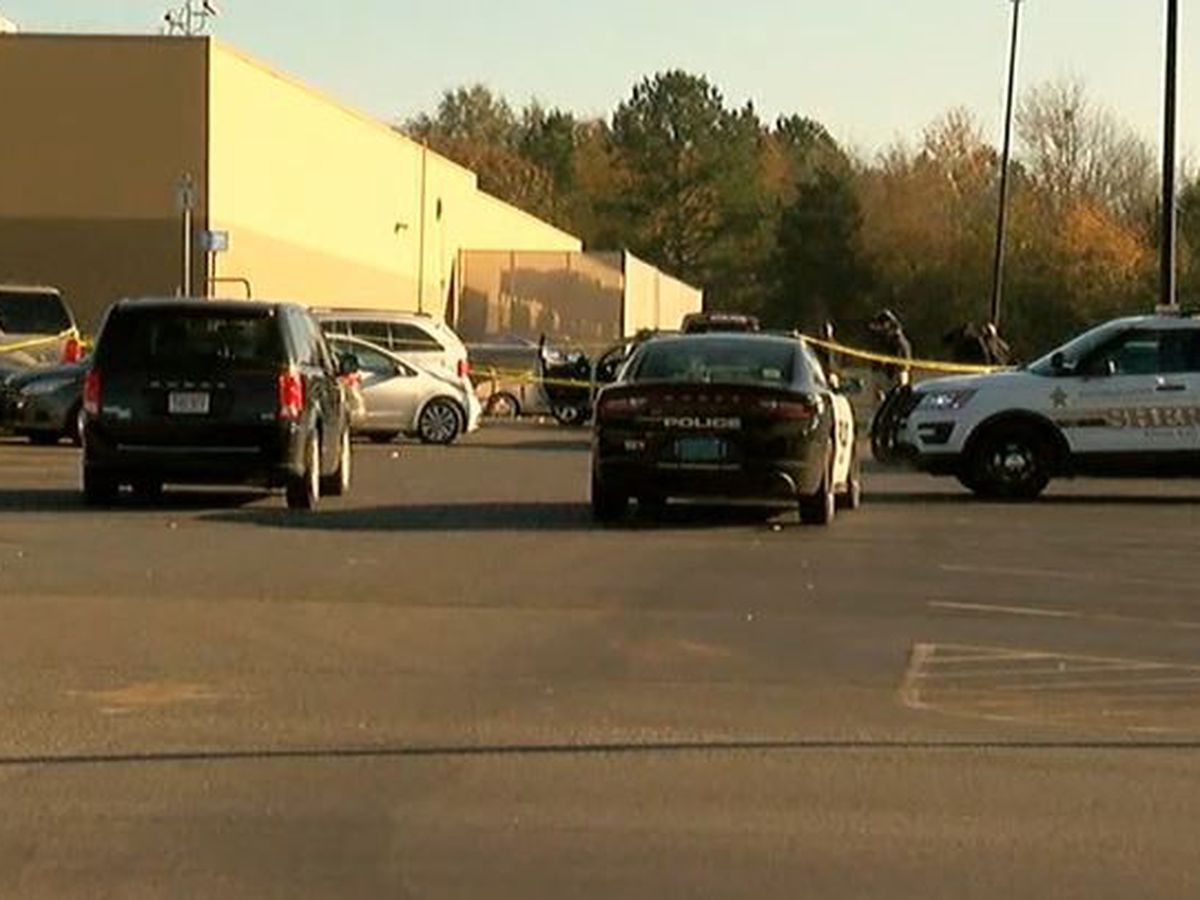Officer shot, suspect and another person dead at Talladega Walmart