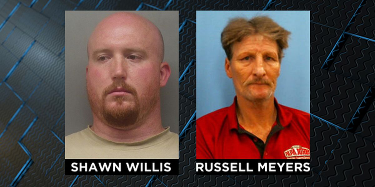 2 men charged with child porn in the Shoals