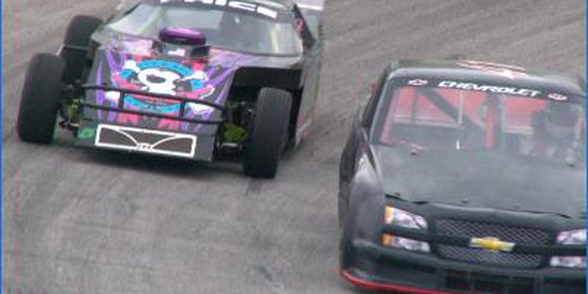 Speedway reopens for racing Saturday night