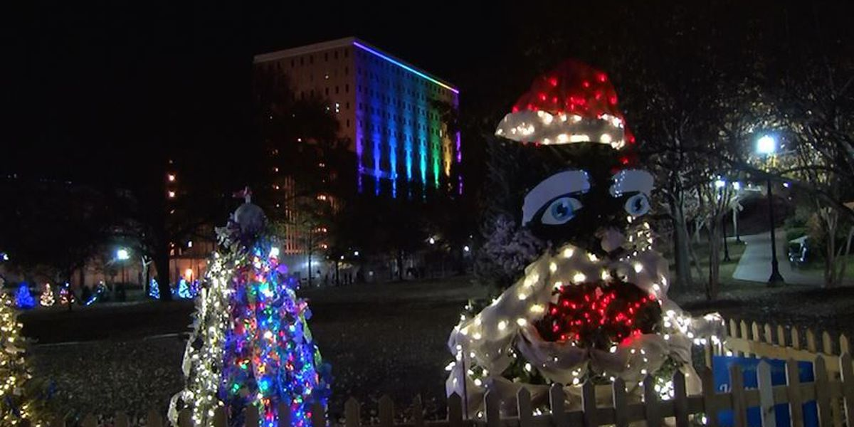 Plenty of holiday happenings in Huntsville this weekend, tune in WAFF 48 News Today for more!