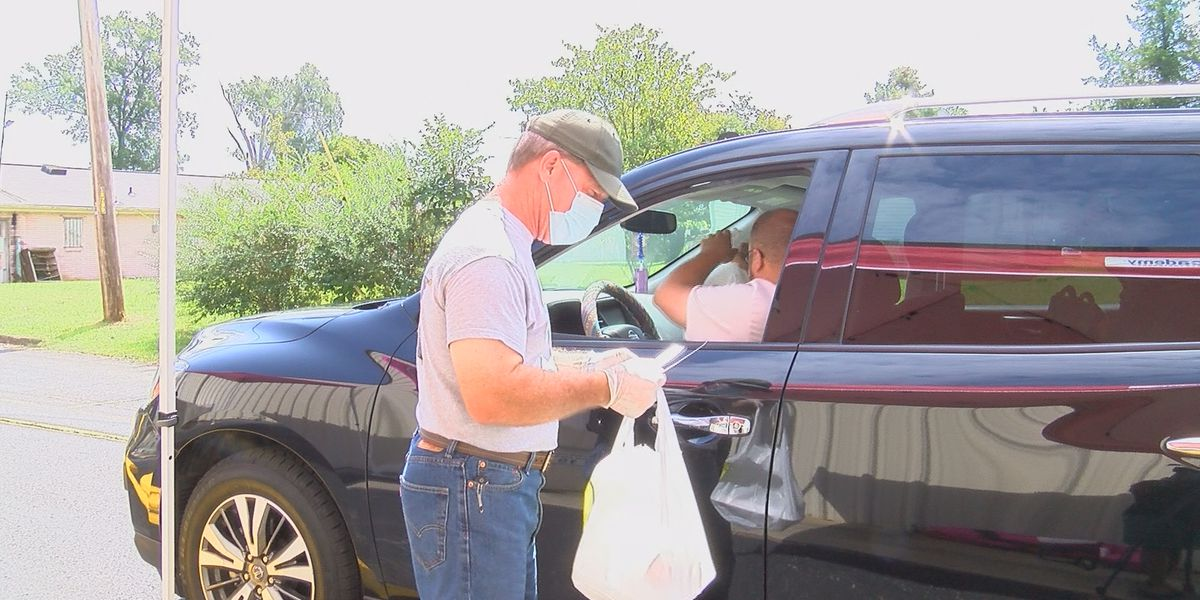 Morgan County Sheriff's Office hosts food fundraiser for Investigator Caleb Brooks