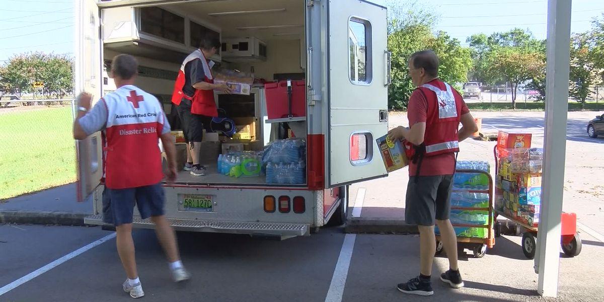 North Alabama Red Cross volunteers deployed to South Carolina