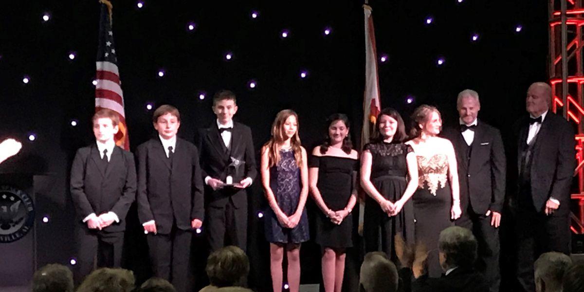 Industry leaders, students honored at Wernher von Braun Memorial Symposium