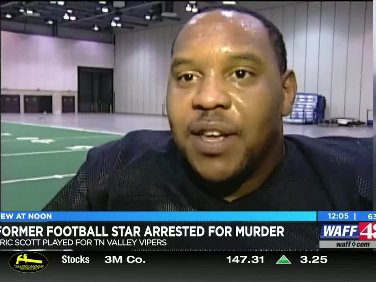 Jackson County manslaughter trial of former arena football player ends with guilty verdict