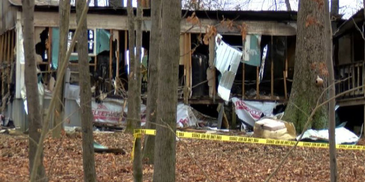 House fire claims life of Marshall County man