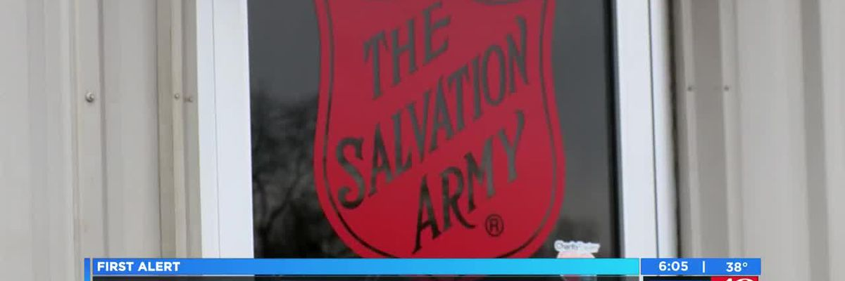 Salvation Army in need of donations