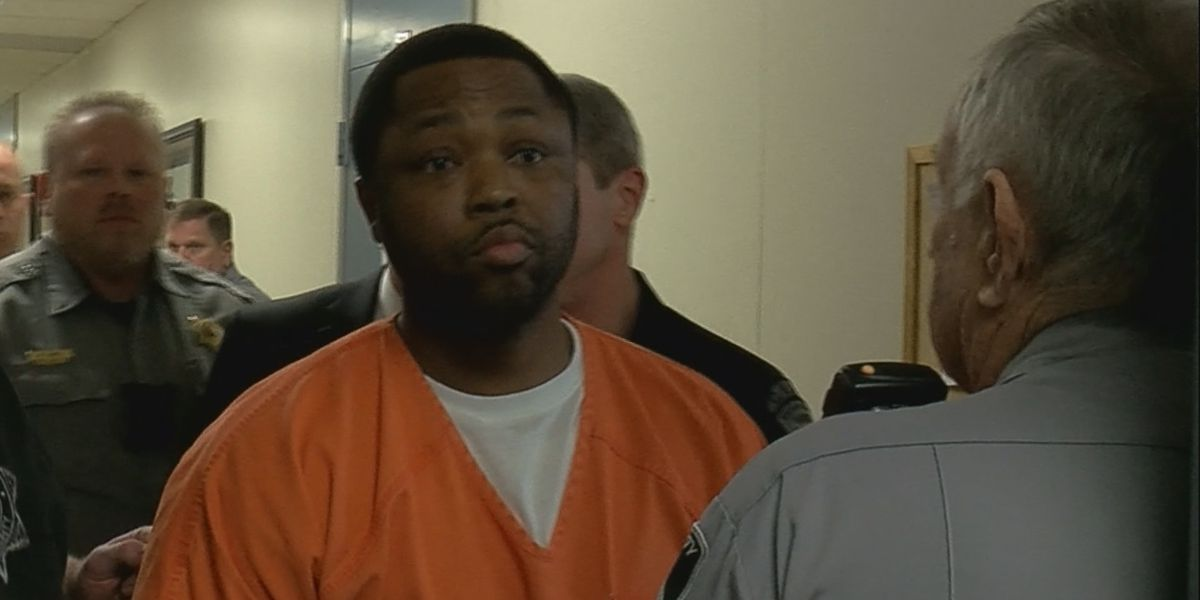 Bond denied for man charged with murdering Huntsville police officer