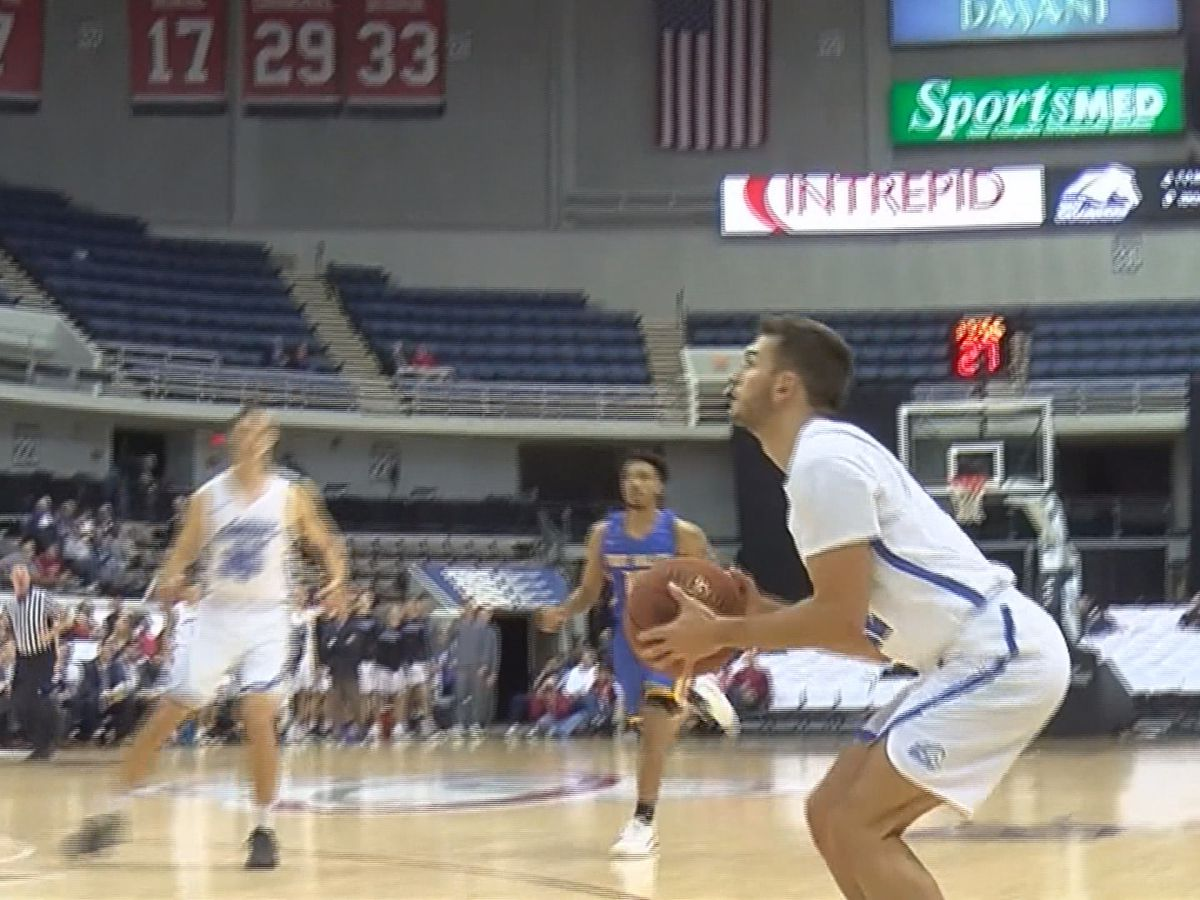 UAH, Alabama victorious in Rocket City Classic