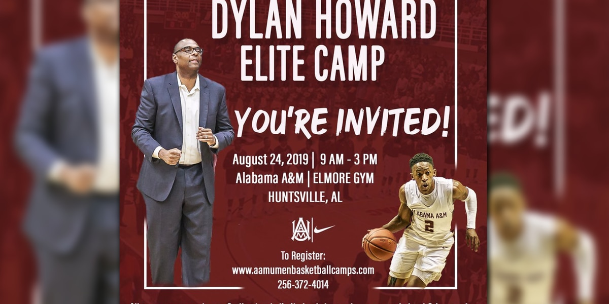 Alabama A&M men's basketball to host elite camp