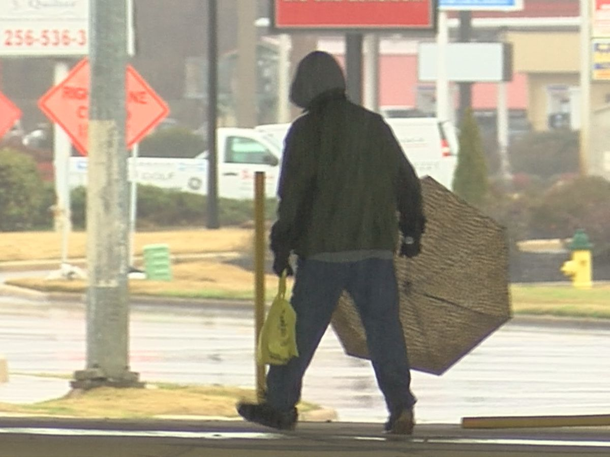 Huntsville working to improve city's walkability