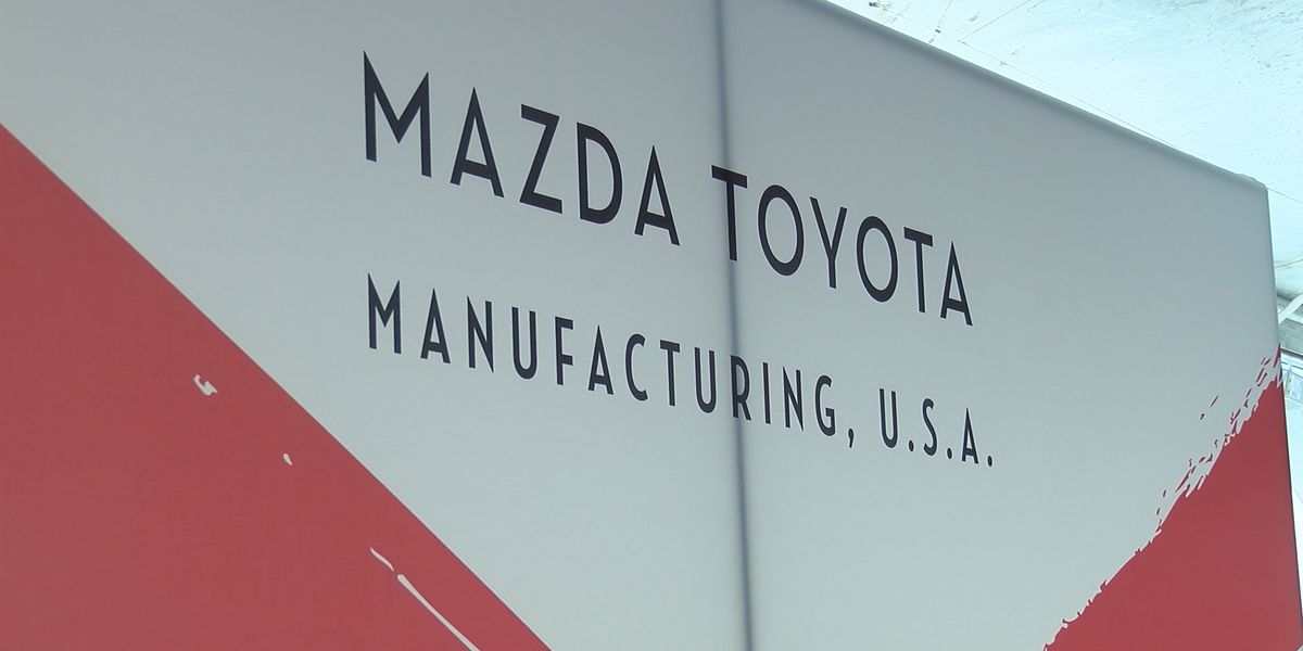 Mazda Toyota to name assembly lines Apollo and Discovery to honor Huntsville history