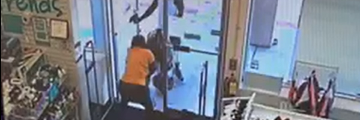 Crime Stoppers: Shoplifter gets away after eluding a headlock