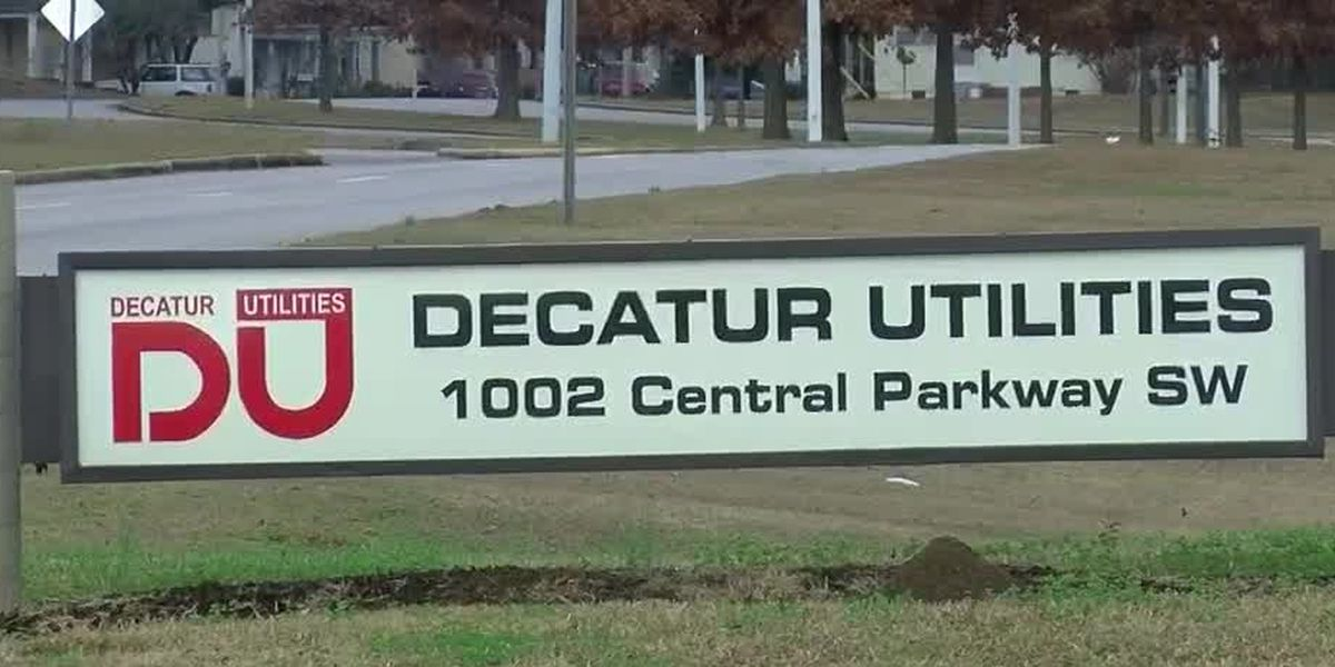 Decatur Utilities to suspend nonpayment disconnections for 2 months