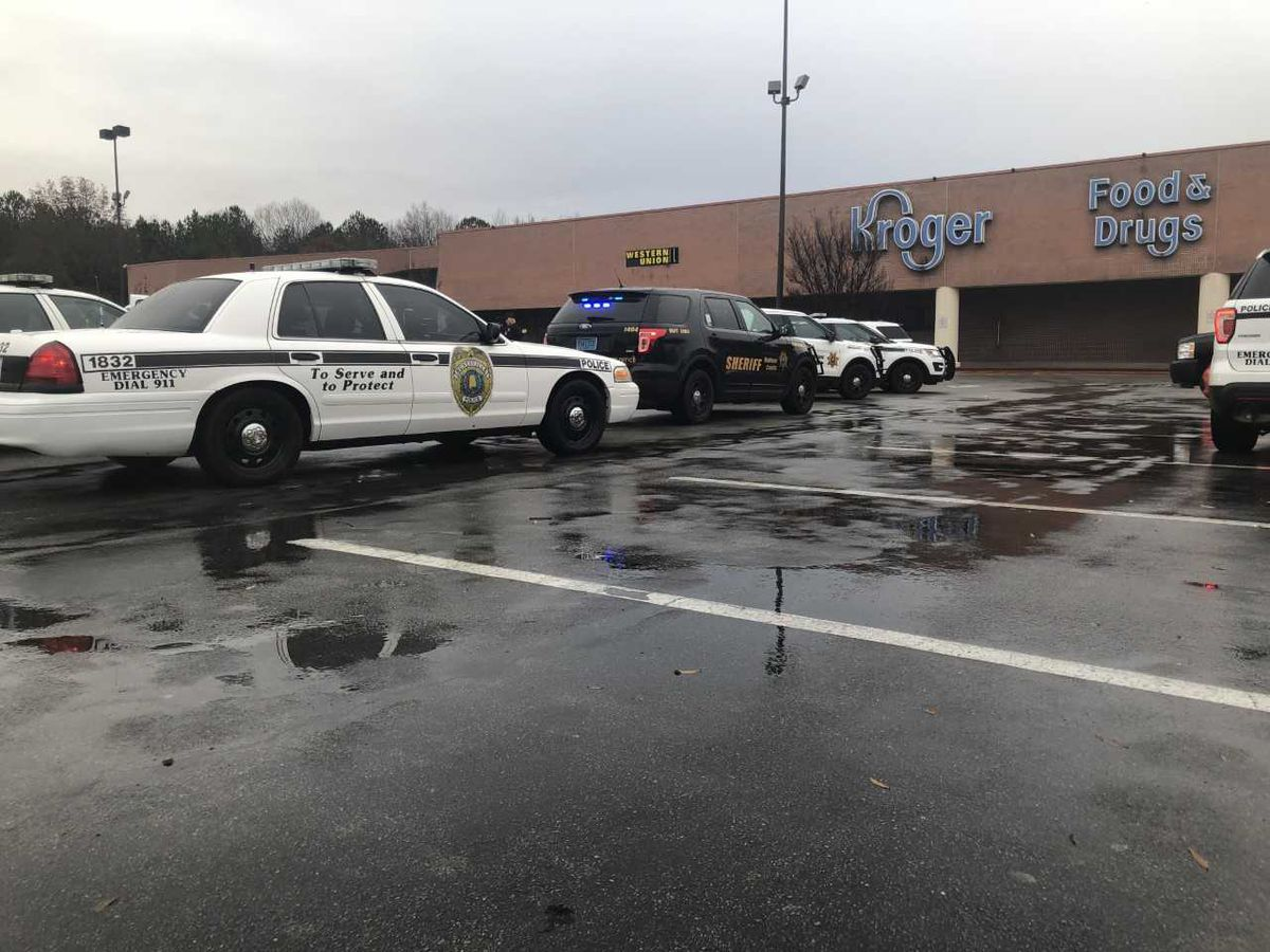 Huntsville officer injured after New Market robbery leads to police chase