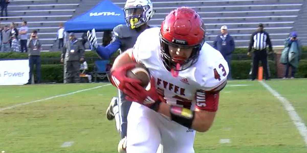 Fyffe dominates Reeltown to retain 2A title