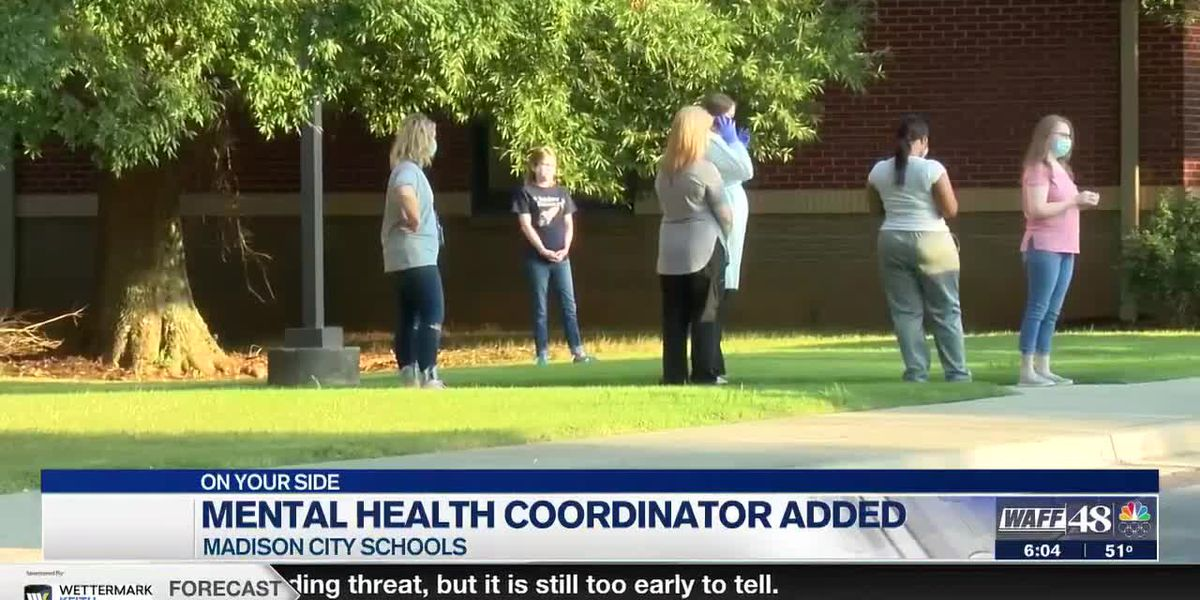 Madison City Schools focusing on student mental health with addition of new coordinator