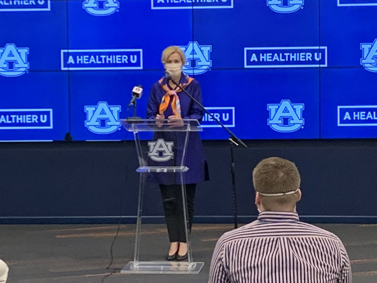 Doctor Birx: SEC is ready for football