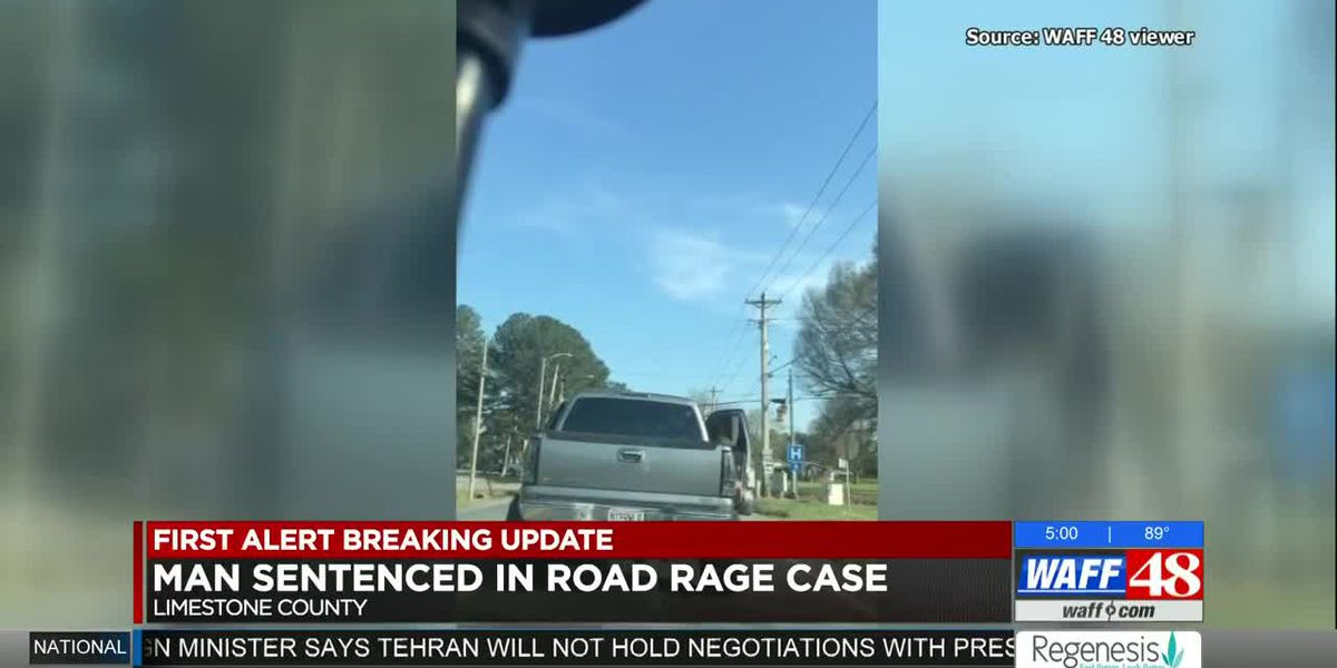 Athens man convicted in road rage incident caught on camera