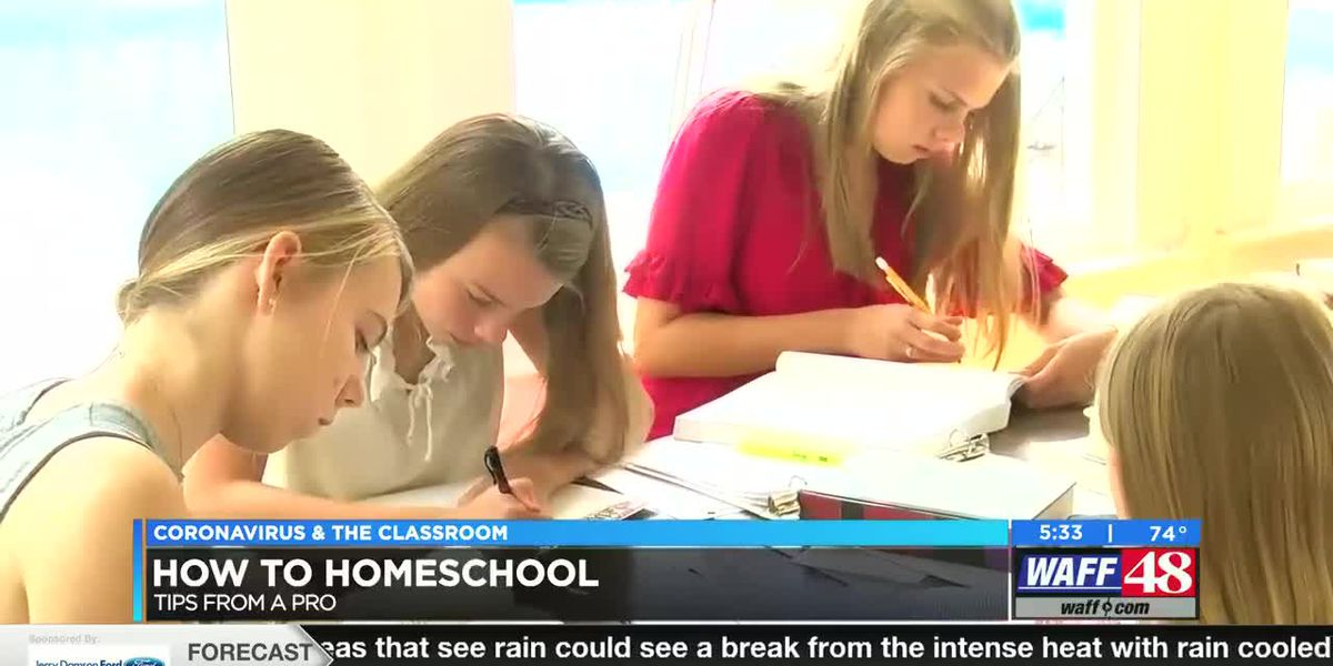 Decatur mom sees growth in homeschool community