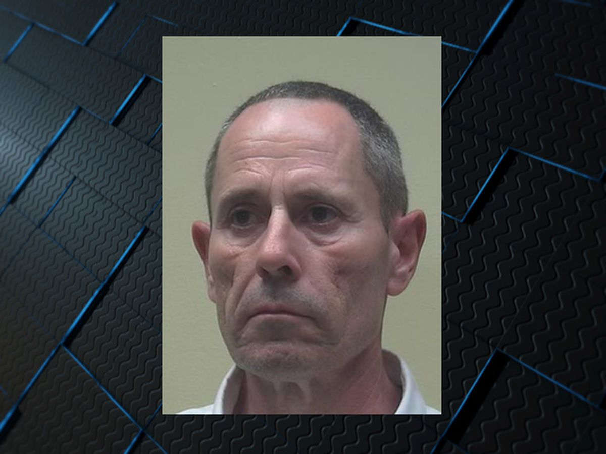 Florence man charged in string of burglaries