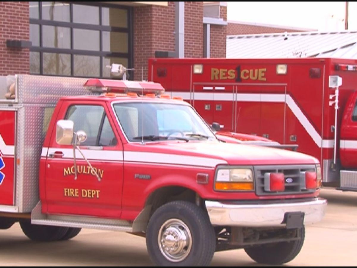 Moulton Fire Department says suspected donation scam is false alarm